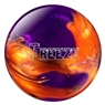 Columbia Freeze Bowling Ball- Purple/Orange