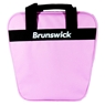 Brunswick Keystone  Single Bowling Bag- Pink/Black