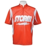 Storm Bowling Authentic Bowling Jersey- Red