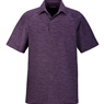 Ash City Mens Barcode Stretch Polo