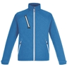 Ash City Mens Frequency Lightweight Melange Jacket