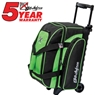 KR Eliminator 2 Ball Roller Bowling Bag- Many Colors
