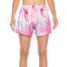 Team 365 Ladies All Sport Sublimated Pink Swirl Short