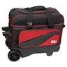 BSI Large Wheel Double Roller Bowling Bag