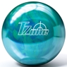 Brunswick T-Zone PRE-DRILLED Bowling Ball- Caribbean Blue