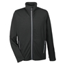 Ash City North End Mens Torrent Interactive Textured Performance Fleece Jacket