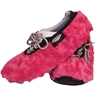 Master Fuzzy Fuchsia Ladies Shoe Covers- SM/MD