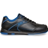 KR Strikeforce Mens Flyer Bowling Shoes- Black/Magenta Blue
