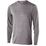 Holloway Dry-Excel Gauge Long Sleeve Shirt