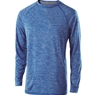 Holloway Youth Electrify 2.0 Long Sleeve Shirt