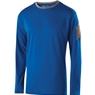 Holloway Dry Excel Youth Electron Long Sleeve Shirt