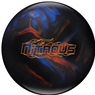 Columbia 300 Nitrous Bowling Ball- Black/Blue/Bronze