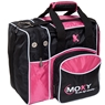 Moxy Deluxe Single Bowling Bag- Black/Pink