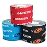 Genesis K-Motion Tape with Copper Infuzion- 3 Color UNCUT Pack