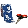 Turbo Grips Rock Tape Roll- Kansas City Royals