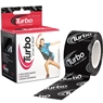 Turbo Grips Energy Tape Roll- Black Roll