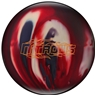 Columbia 300 Nitrous Bowling Ball- Red/Smoke/White
