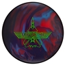 Ebonite Maverick Bowling Ball- Red/Light Blue/Purple