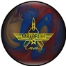 Ebonite Maverick Pearl Bowling Ball- Blue/Bronze/Red