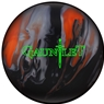 Hammer Gauntlet Bowling Ball- Orange/Black/Silver