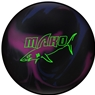 Track Mako Bowling Ball- Blue/Purple/Black