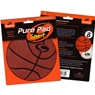 Genesis Pure Pad Sport Bowling Ball Wipe Pad- Basketball Theme