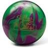 DV8 Alley Cat Bowling Ball- Purple/Green