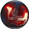 Ebonite Cyclone Bowling Ball- Red/White/Blue
