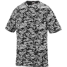 August Youth Digi Camo Wicking Shirt- Style 1799