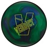 Ebonite Verdict Bowling Ball- Blue/Green