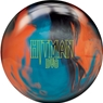 DV8 Hitman Bowling Ball- Black/Orange/Blue