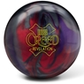 DV8 Creed Revelation Bowling Ball- Purple/Charcoal/Red Pearl
