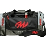 Motiv Shock Double Deluxe Tote Bowling Bag- Black