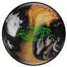 Hammer Rip'd Bowling Ball- Black/Gold/White