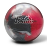 Brunswick T-Zone Glow PRE-DRILLED Bowling Ball- Scarlet Shadow