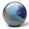 Brunswick T-Zone Glow PRE-DRILLED Bowling Ball- Arctic Blast
