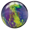 DV8 Turmoil Pearl Bowling Ball- Navy/Purple/Yellow