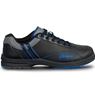 KR Strikeforce Mens Raptor Performance Bowling Shoes- Right Hand Black/Royal Wide
