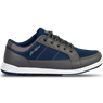 KR Strikeforce Mens Spartan Bowling Shoes- Dark Gray/Navy