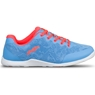 KR Strikeforce Womens Lace Bowling Shoes- Sky/Coral