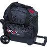 Moxy Single Deluxe Roller Bowling Bag- Black