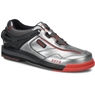 Dexter Mens SST 6 Hybrid BOA Bowling Shoes Wide Width- Grey/Black/Red