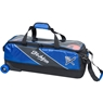 KR Strikeforce Fast Slim Triple Bowling Bag- Royal