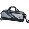 KR Strikeforce Fast Slim Triple Bowling Bag- Silver