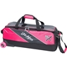 KR Strikeforce Fast Slim Triple Bowling Bag- Pink