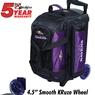 Baltimore Ravens 2 Ball Roller Bowling Bag