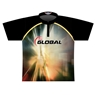 900 Global Dye-Sublimated Jersey-Black/Gold/White