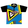Columbia 300 Dye-Sublimated Jersey - Blue/Yellow