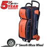 Denver Broncos 3 Ball Roller Bowling Bag