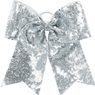 Augusta Sequin Cheer Hair Bow